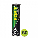 PALLE TENNIS DUNLOP FORT ALL COURT - ACQUISTA 18 TUBI